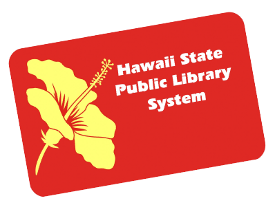 Hawaii State Public Library System Card