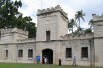 Iolani Palace Barracks